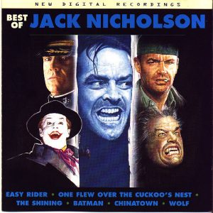 Jack Nicholson: Best of original soundtrack