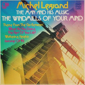 Windmills of your Mind original soundtrack