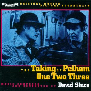 Taking of Pelham One Two Three original soundtrack