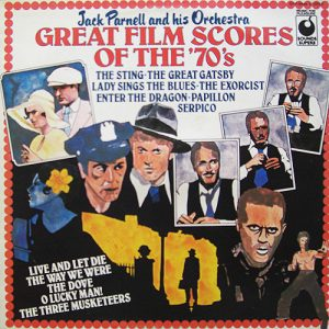 Great Film Scores of the 70's original soundtrack