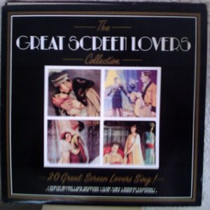 Great Screen Lovers original soundtrack