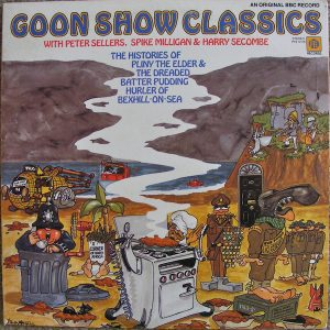 Goon Show Classics original soundtrack