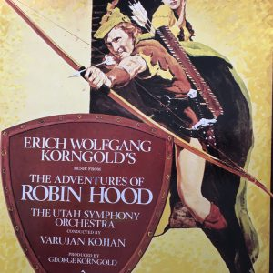 Adventures of Robin Hood original soundtrack