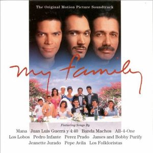 My Family original soundtrack