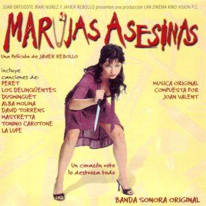 Marujas Asesinas original soundtrack