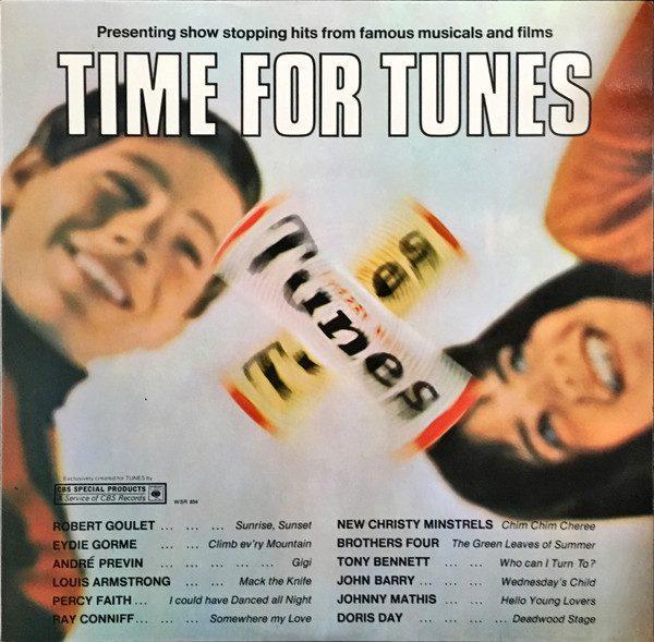 Time for Tunes original soundtrack