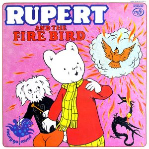 Rupert And The Firebird