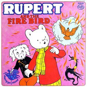 Rupert And The Firebird