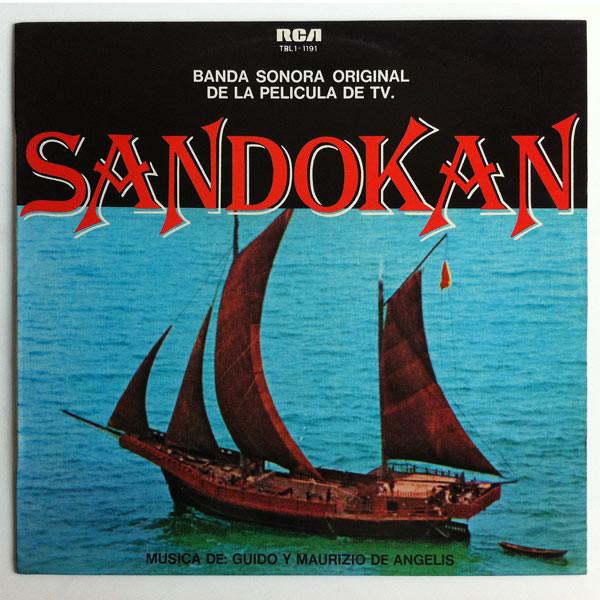 Sandokan - Banda Sonora Original De La Película De TV