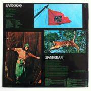 Sandokan - Banda Sonora Original De La Película De TV back