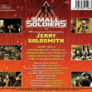 Small Soldiers (Original Motion Picture Score) back