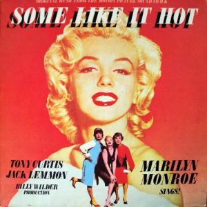 Some Like It Hot Label: United Artists Records – UAS 30226
