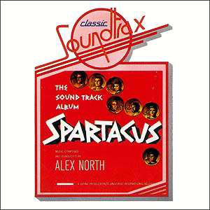 Spartacus Label: Trax Music ‎– MODEM CD 1012