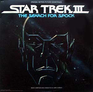 Star Trek III: The Search For Spock (Original Motion Picture Soundtrack)