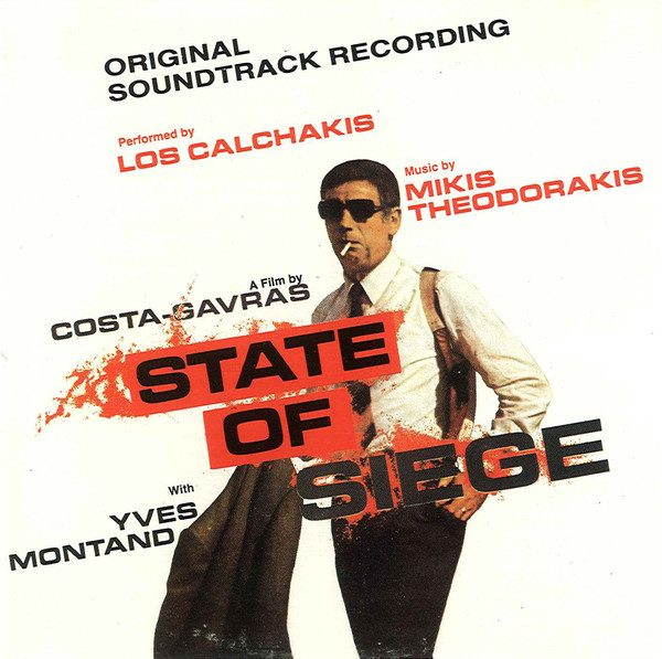 State Of Siege (Original Soundtrack Recording)