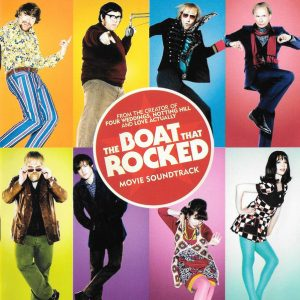 The Boat That Rocked Movie Soundtrack
