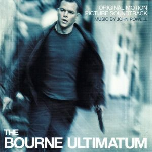 The Bourne Ultimatum (Original Motion Picture Soundtrack)