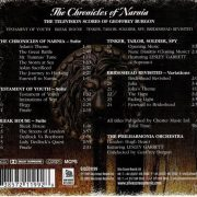 The Chronicles Of Narnia - Music From The BBC Television Series back