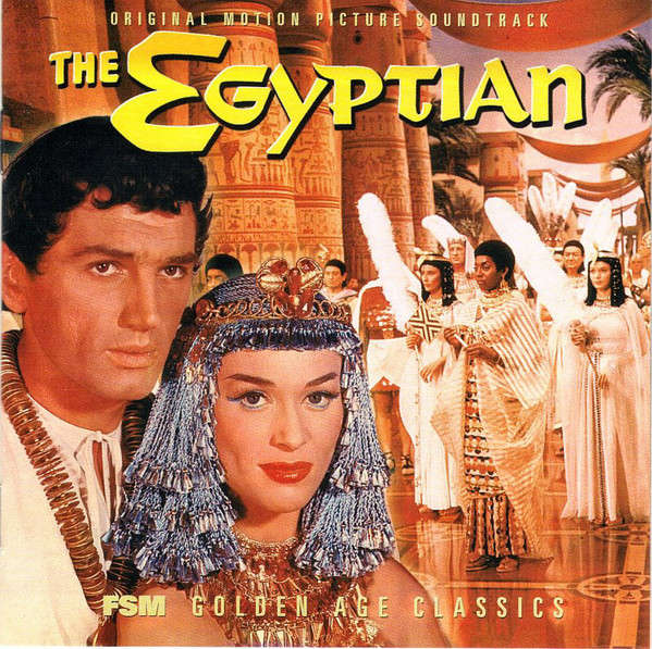 The Egyptian (Original Motion Picture Soundtrack)