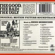 The Good, The Bad And The Ugly (Original Motion Picture Soundtrack) back