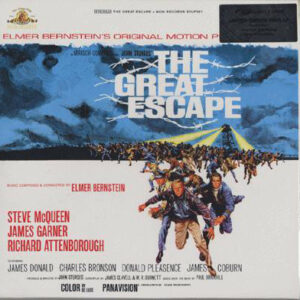The Great Escape (Original Motion Picture Soundtrack) The Great Escape (Original Motion Picture Soundtrack)