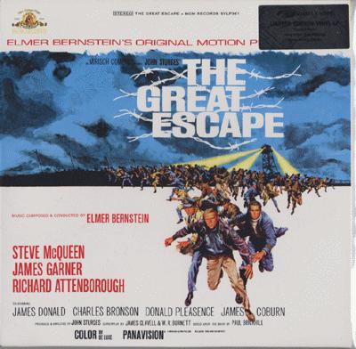 The Great Escape (Original Motion Picture Soundtrack) The Great Escape (Original Motion Picture Soundtrack)