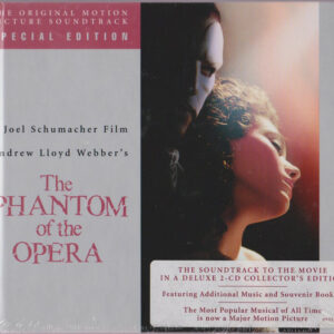 The Phantom Of The Opera: The Original Motion Picture Soundtrack