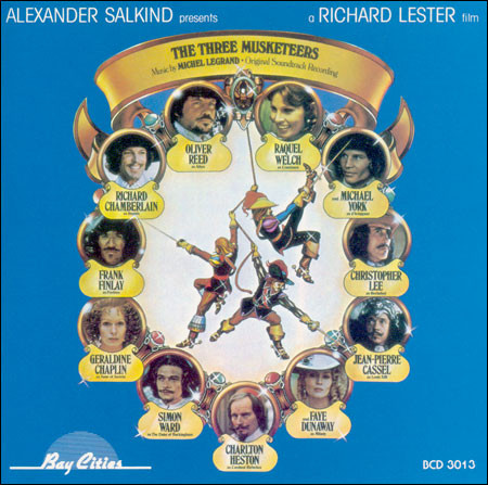 The Three Musketeers (Original Soundtrack Recording)