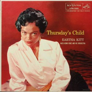 Thursday's Child front