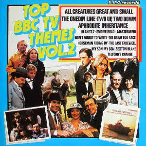 Top BBC TV Themes Vol. 2