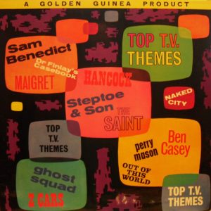 Top T.V. Themes Label: Pye Golden Guinea Records ‎–