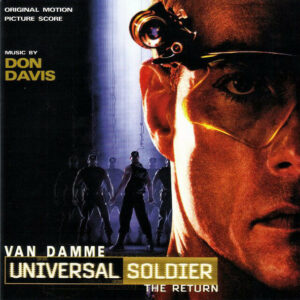 Universal Soldier: the Return (score)