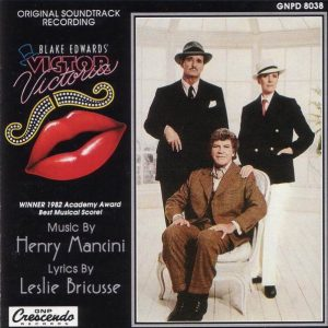 Victor/Victoria (Original Soundtrack Recording)