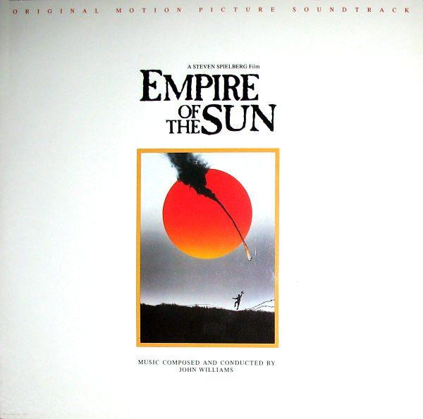 Empire of the Sun original soundtrack