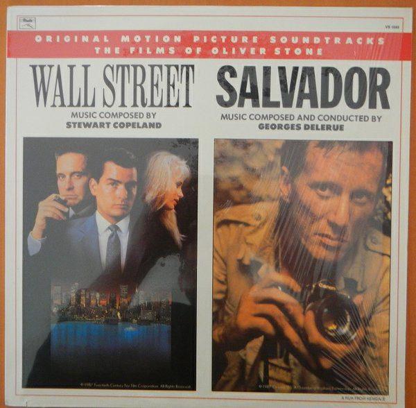 Wall Street / Salvador Original Motion Picture Soundtracks