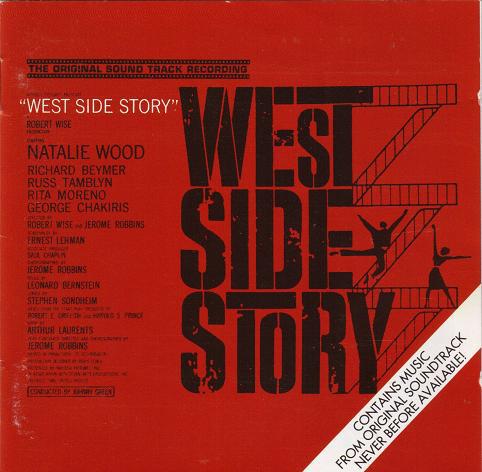 West Side Story - The Original Sound Track Recording