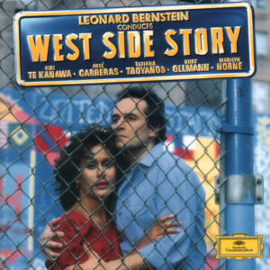 West Side Story box