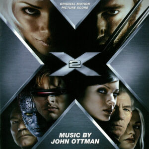 X-men- X2 (Original Motion Picture Soundtrack)