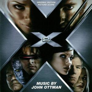 X-men- X2 (Original Motion Picture Soundtrack)