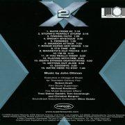 X-men- X2 (Original Motion Picture Soundtrack) back