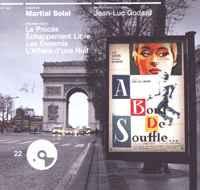 A Bout De Souffle: Jean-Luc Godard original soundtrack