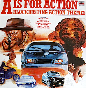 A is for Action original soundtrack