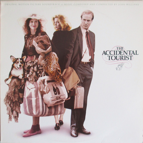 Accidental Tourist original soundtrack