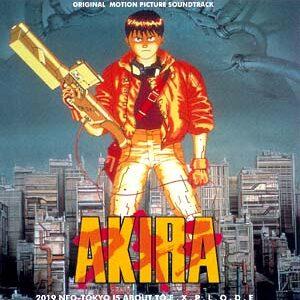 Akira original soundtrack