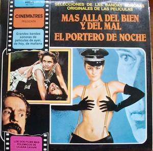 Al Di Là Del Bene E Del Male & Portiere Di Notte original soundtrack