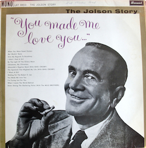Al Jolson: The Jolson Story original soundtrack