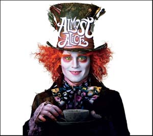 Alice in Wonderland: Almost Alice original soundtrack