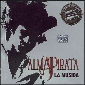 Alma Pirata original soundtrack