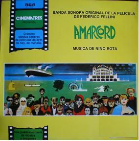 Amarcord original soundtrack