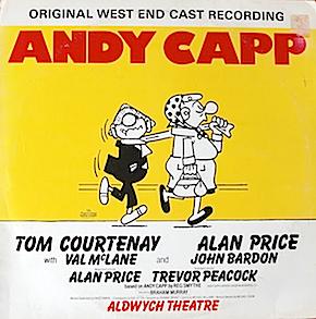 Andy Capp original soundtrack